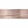 Art Wire 22ga Lead/nickel Safe Rose Gold
